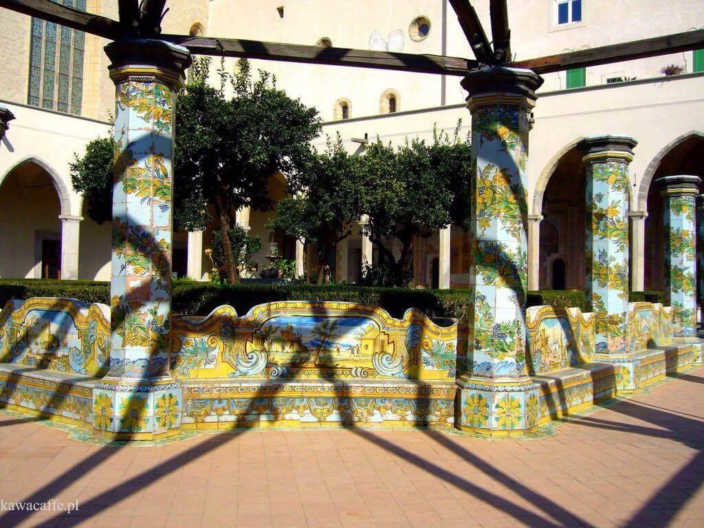 Neapol Monastero Santa Chiara
