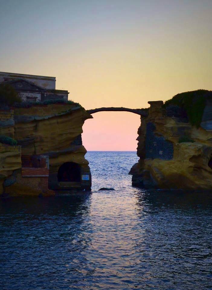 Isola della Gaiola Historia jednej fotografii