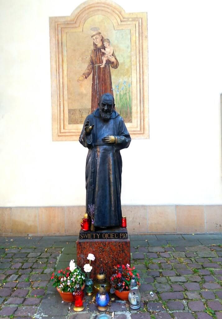 ojciec Pio Kraków