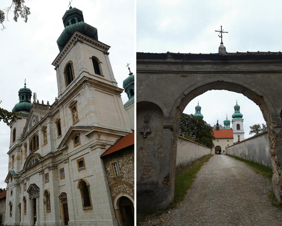 Klasztor kamedułów Kraków