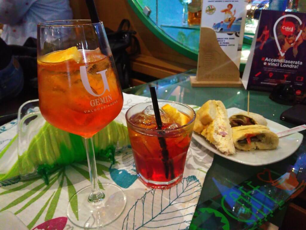 aperitivo Agropoli