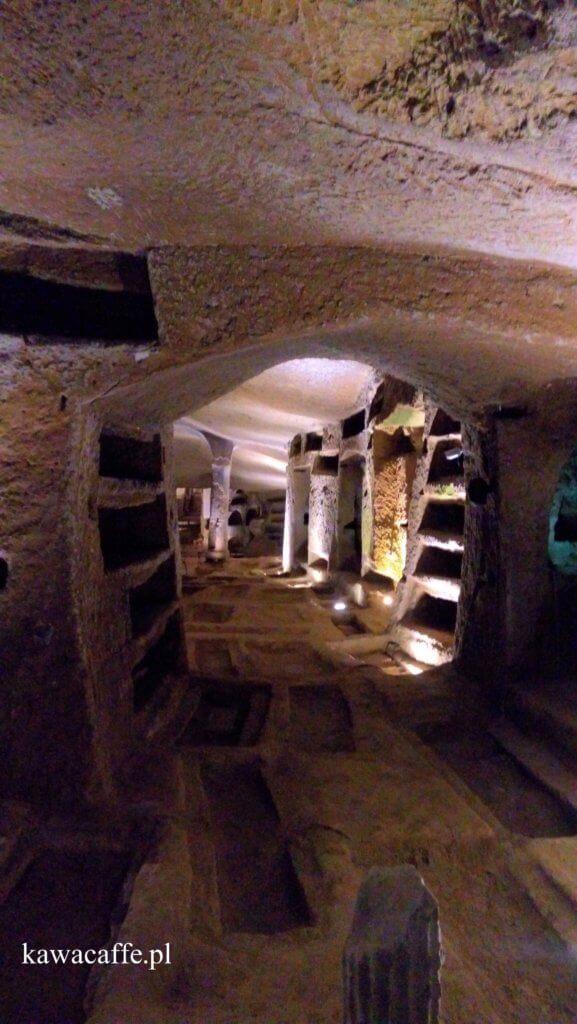 katakumby San Gennaro