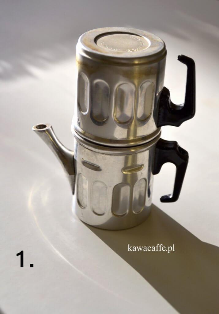 Kawa w Neapolu