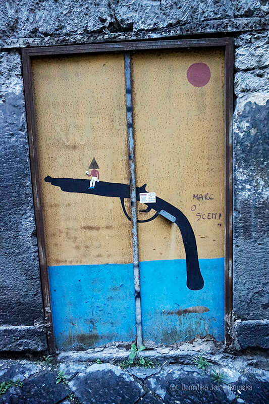 Neapol street art