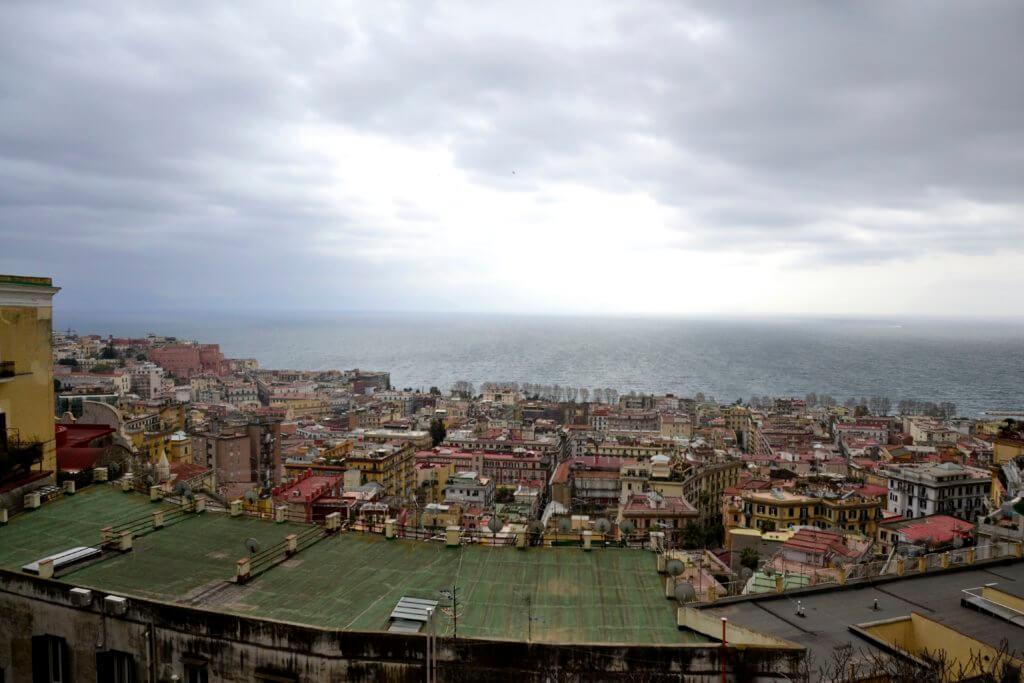 Neapol punkty widokowe
