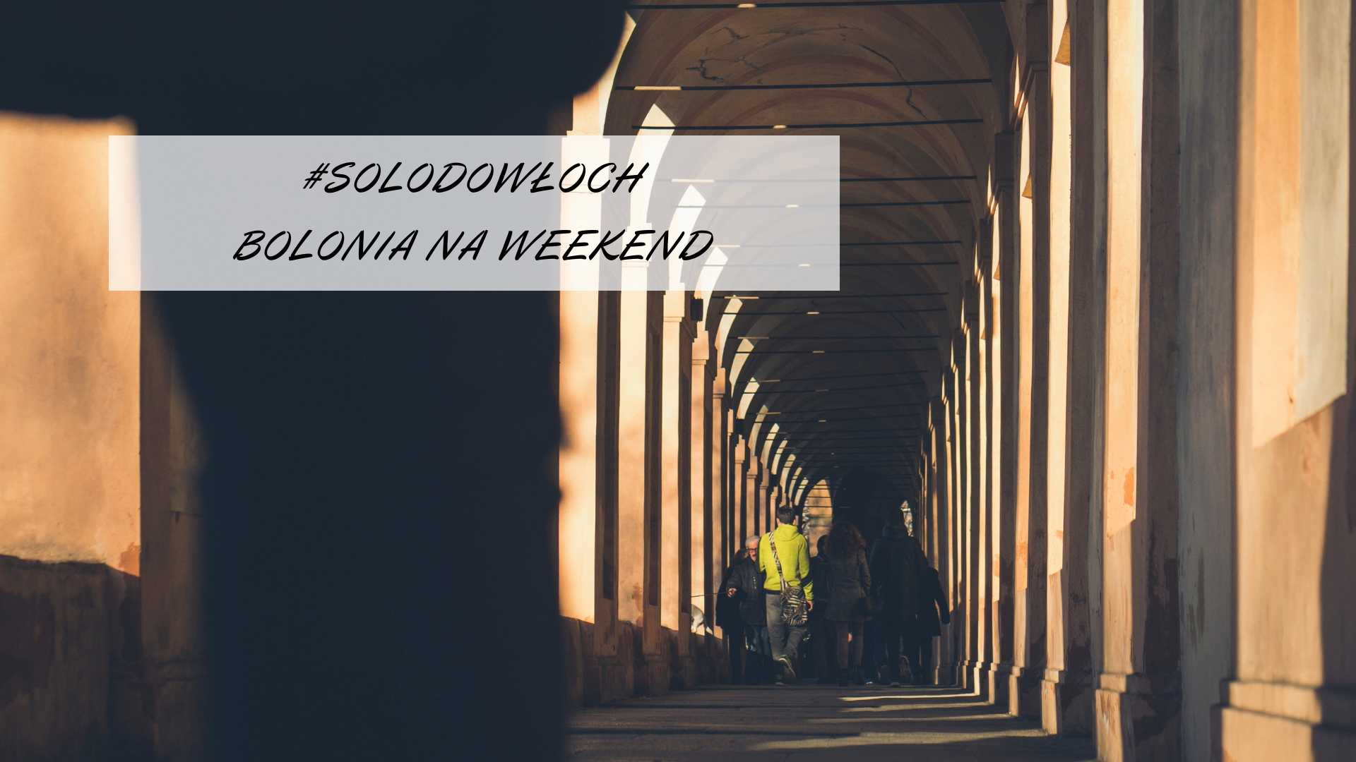 Bolonia na weekend