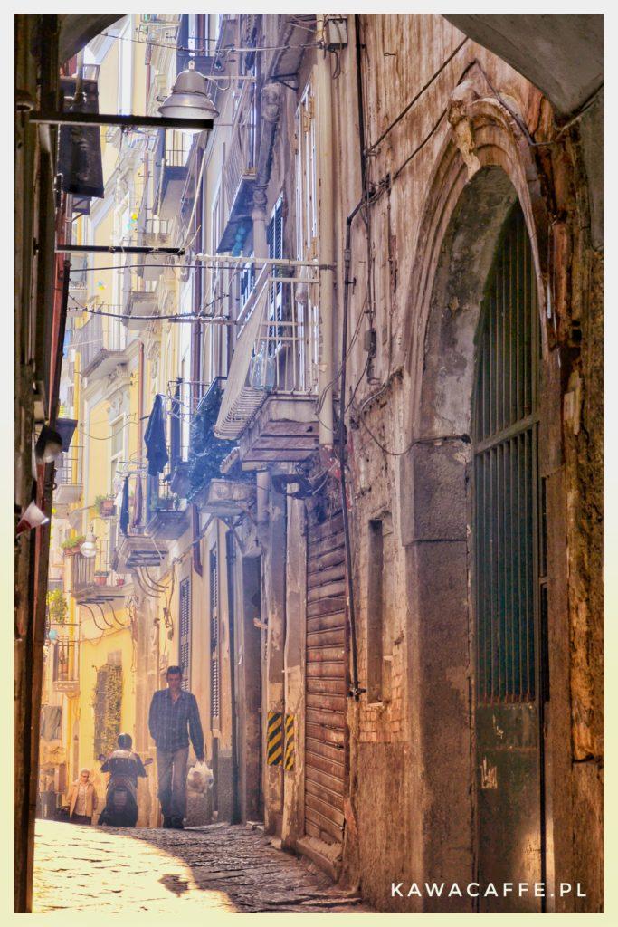 centrum Neapolu