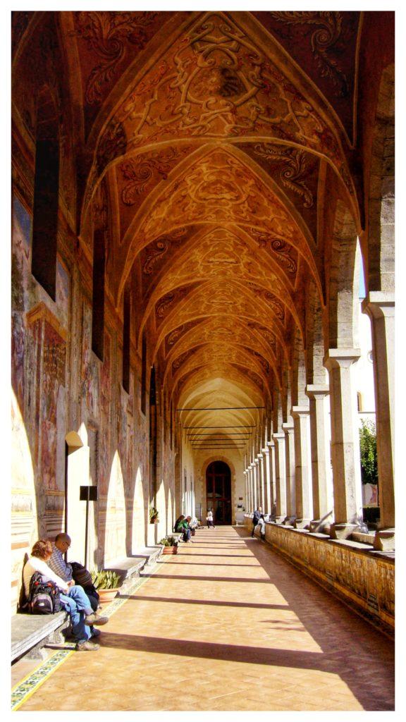 Kościół św. Klary Neapol