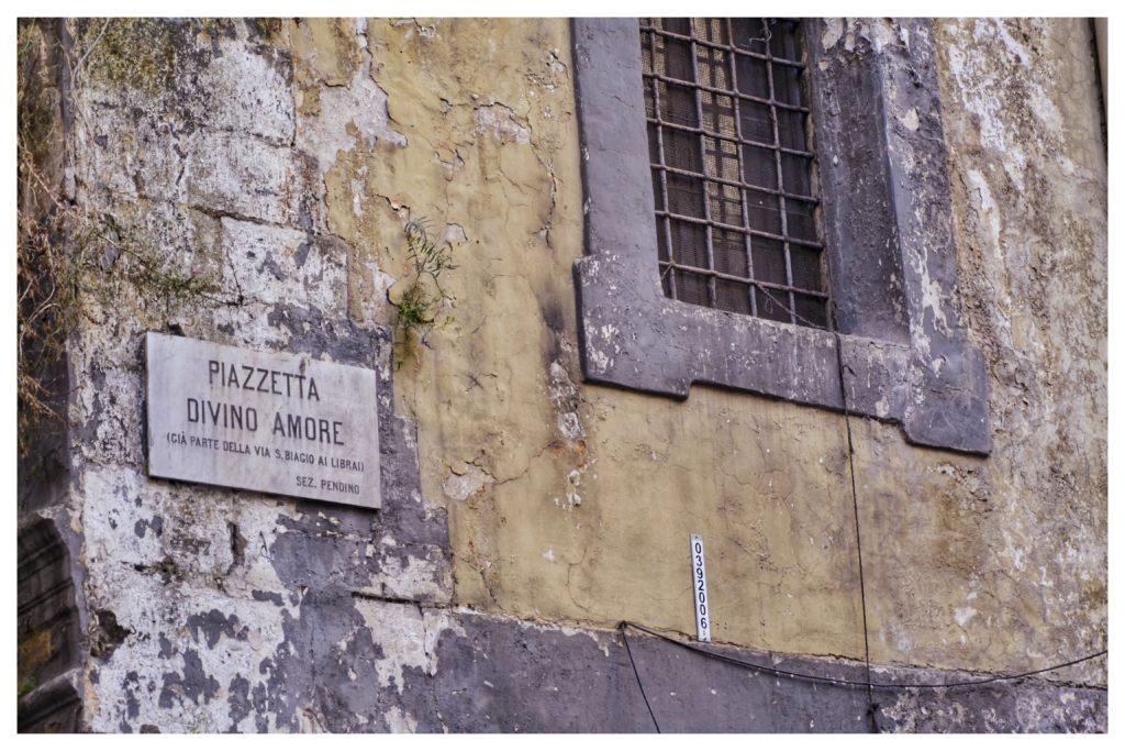 Spaccanapoli Neapol