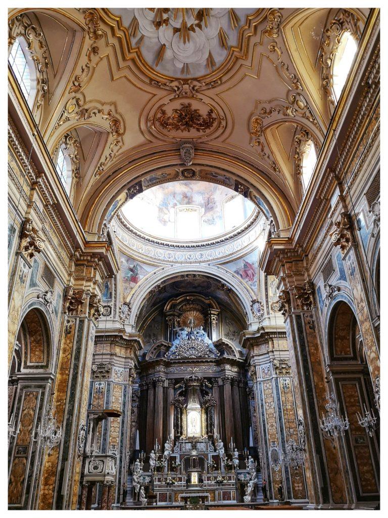 Bazylika Gesù Vecchio Neapol