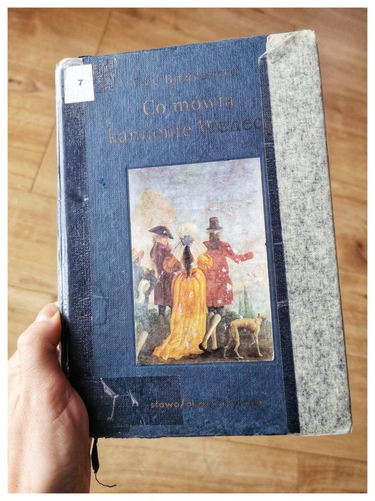 Książki o Wenecji