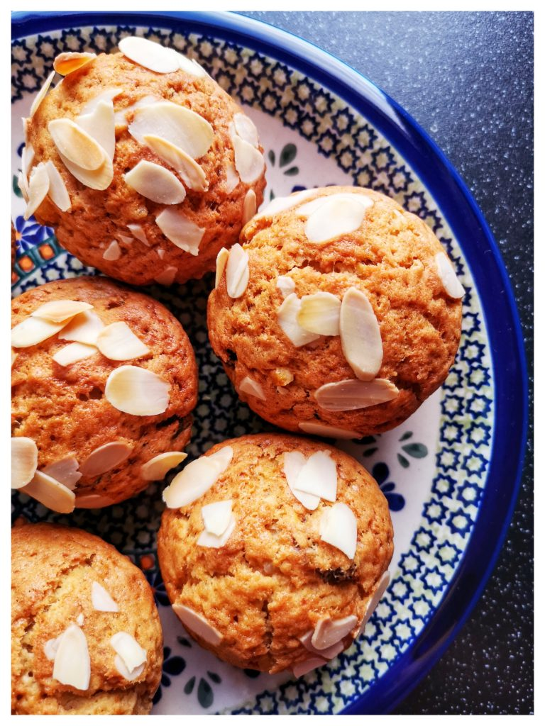 muffiny panettone